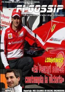 número 8 portada